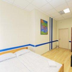 Мини-Отель Компас Номер с общей ванной комнатой с различными типами кроватей (общая ванная комната) фото 42
