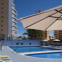 Отель Apartamentos Hipocampos Calpe Rent Apart бассейн фото 3