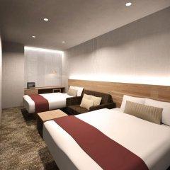 hotel androoms Osaka Hommachi 3* Номер Делюкс с различными типами кроватей фото 3