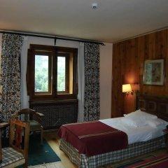 Отель Parador De Bielsa Huesca 3* Стандартный номер с различными типами кроватей фото 4