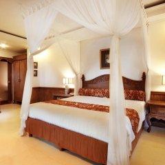Отель Keraton Jimbaran Beach Resort 3* Улучшенный номер с различными типами кроватей фото 2