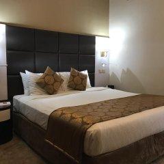 Al Jawhara Gardens Hotel 4* Номер Делюкс с различными типами кроватей