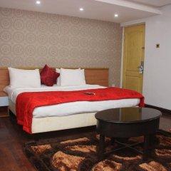 Pelican Hotel Lekki 3* Люкс с различными типами кроватей фото 3