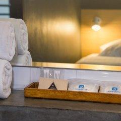 Отель Srisuksant Square Стандартный номер с 2 отдельными кроватями