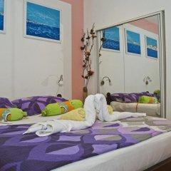 Апартаменты Studio Venera Семейная студия с двуспальной кроватью фото 23