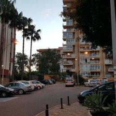 Отель Jupiter Minerva парковка