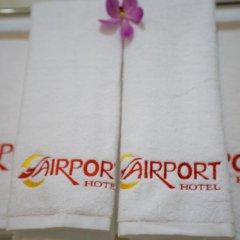 The Airport Hotel 3* Номер Делюкс с различными типами кроватей фото 3