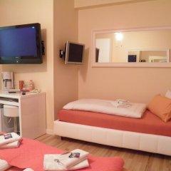Отель City Guesthouse Pension Berlin 3* Стандартный номер с разными типами кроватей фото 2