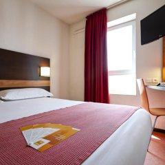 Отель Premiere Classe Lyon Centre - Gare Part Dieu 2* Стандартный номер с различными типами кроватей фото 6