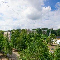 Апарт-отель Кутузов 3* Улучшенные апартаменты с различными типами кроватей фото 20