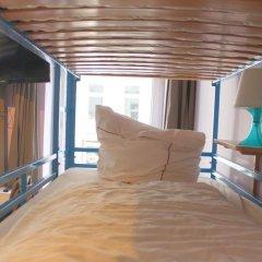 Buch-Ein-Bett Hostel Стандартный номер с двуспальной кроватью фото 10