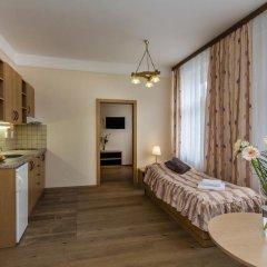 Отель Aparthotel Lublanka 3* Стандартный номер с различными типами кроватей фото 6