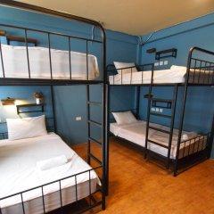 Niras Bankoc Hostel Кровать в общем номере фото 3