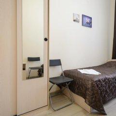 Гостиница SuperHostel на Пушкинской 14 Номер с общей ванной комнатой с различными типами кроватей (общая ванная комната) фото 15