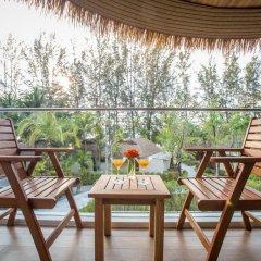 Отель Tup Kaek Sunset Beach Resort 3* Номер Делюкс с различными типами кроватей фото 17