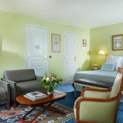 Отель Relais Du Louvre 4* Стандартный номер с различными типами кроватей