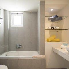 Отель More Meni Residence Греция, Калимнос - отзывы, цены и фото номеров - забронировать отель More Meni Residence онлайн ванная