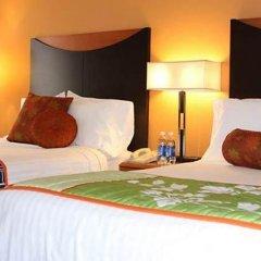 Отель Fairfield Inn & Suites by Marriott Albuquerque Airport 2* Стандартный номер с различными типами кроватей фото 8