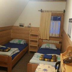Отель Camping Harenda Pokoje Gościnne i Domki Стандартный номер фото 20