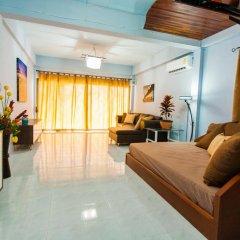 Отель Royal Prince Residence 2* Коттедж разные типы кроватей фото 20