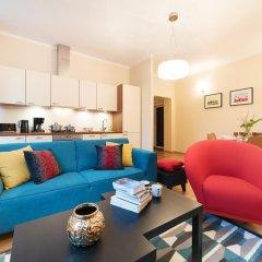 Апартаменты Tallinn City Apartments - Central комната для гостей фото 5