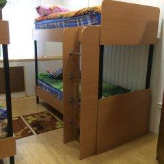 Hostel Tikhoe Mesto Кровать в общем номере с двухъярусной кроватью