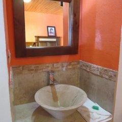 Hotel Ecológico Temazcal Стандартный номер с различными типами кроватей фото 4