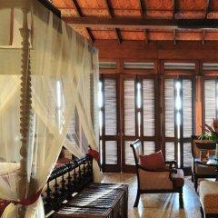 Отель Reef Villa and Spa комната для гостей фото 5