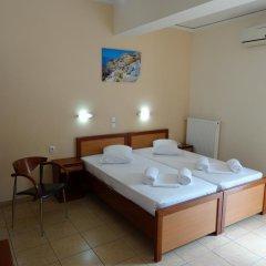 Faros 1 Hotel 3* Номер категории Эконом с различными типами кроватей фото 13