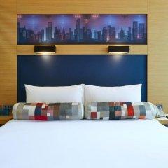Отель Aloft Seoul Gangnam 4* Стандартный номер с различными типами кроватей фото 7