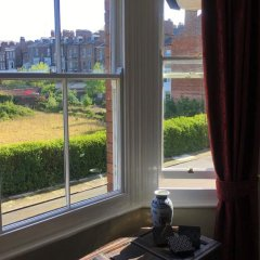 Отель Alcuin Lodge Guest House 4* Стандартный номер с различными типами кроватей фото 8