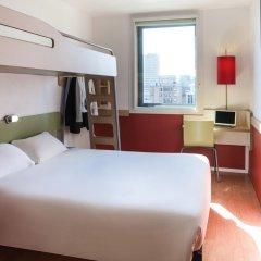 Отель Ibis Budget Lyon Centre - Gare Part Dieu Франция, Лион - отзывы, цены и фото номеров - забронировать отель Ibis Budget Lyon Centre - Gare Part Dieu онлайн комната для гостей фото 4