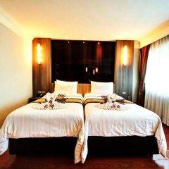 Jomtien Garden Hotel & Resort 4* Номер Делюкс с различными типами кроватей фото 37