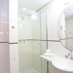 Cecomtur Executive Hotel ванная