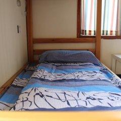 Number 3-1 Youth Hostel Chengdu Кровать в общем номере с двухъярусной кроватью