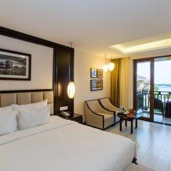 Отель Hoi An Silk Marina Resort & Spa 4* Номер Делюкс с различными типами кроватей фото 2
