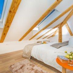 Отель Dubrovnik Luxury Residence-L`Orangerie 4* Апартаменты с различными типами кроватей