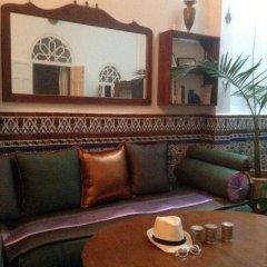 Отель Dar Nakhla Naciria Марокко, Танжер - отзывы, цены и фото номеров - забронировать отель Dar Nakhla Naciria онлайн интерьер отеля фото 2