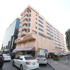 Panorama Bur Dubai Hotel парковка