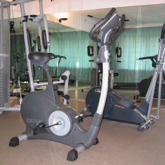 City Inn Luxe Hotel фитнесс-зал фото 2