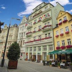 Spa Hotel Purkyně 3* Стандартный номер с различными типами кроватей