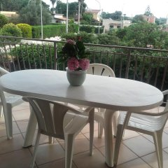 Отель Appartamento Arenella Аренелла балкон