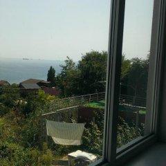 Гостиница House with sea view Одесса балкон