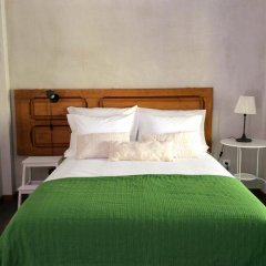 Отель Mercearia d'Alegria Boutique B&B Улучшенный номер двуспальная кровать