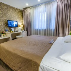 Гостиница Де Пари 4* Улучшенный номер с двуспальной кроватью фото 6