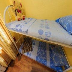 Гостиница Yourhostel Svyatoshino Кровать в общем номере с двухъярусной кроватью фото 14