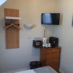 Hotel Barton удобства в номере фото 2