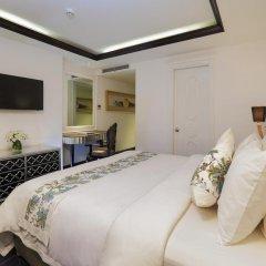 A&Em Corner Sai Gon Hotel 4* Представительский номер с различными типами кроватей фото 3