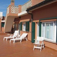 Rex Hotel Residence Генуя балкон