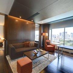 Pathumwan Princess Hotel 5* Представительский люкс с различными типами кроватей фото 5
